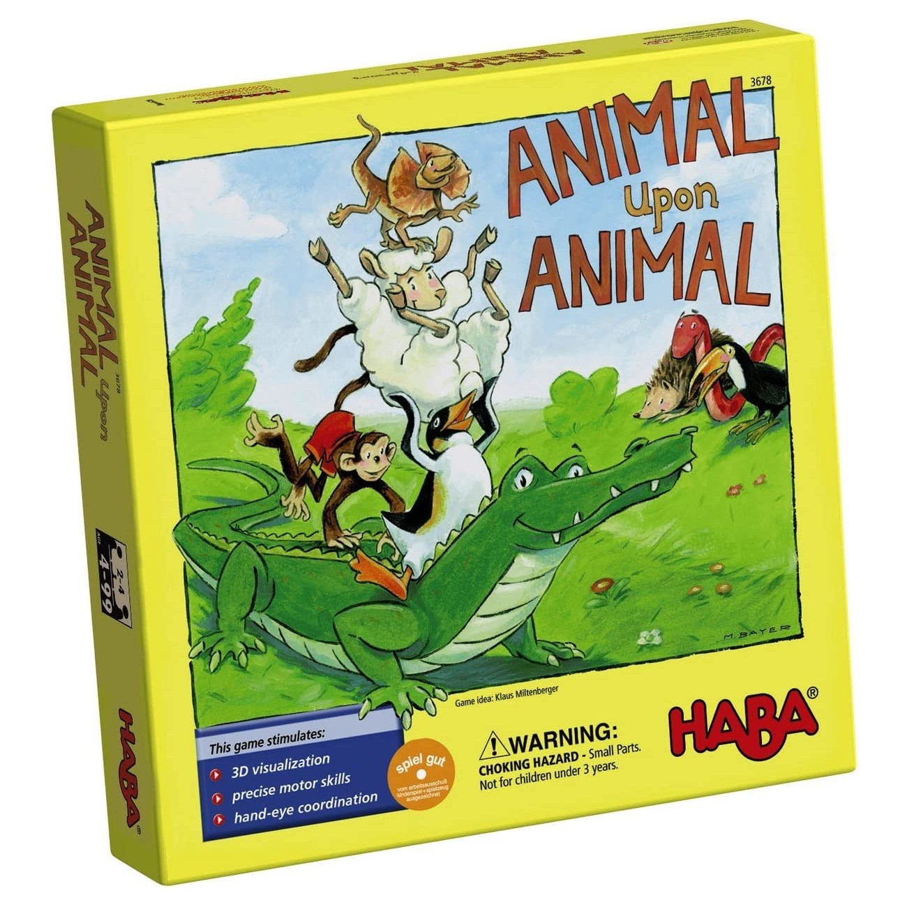 Animal Upon Animal 1