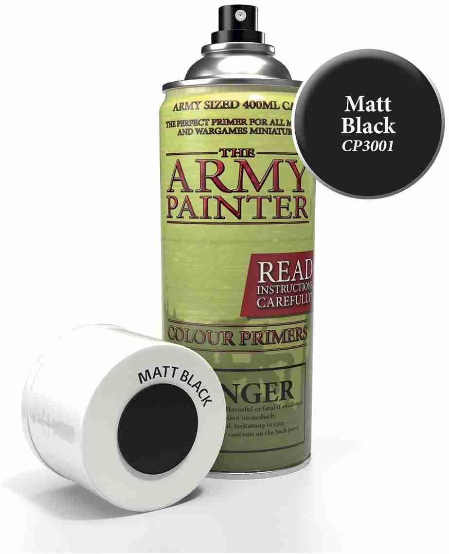 Army Painter Black