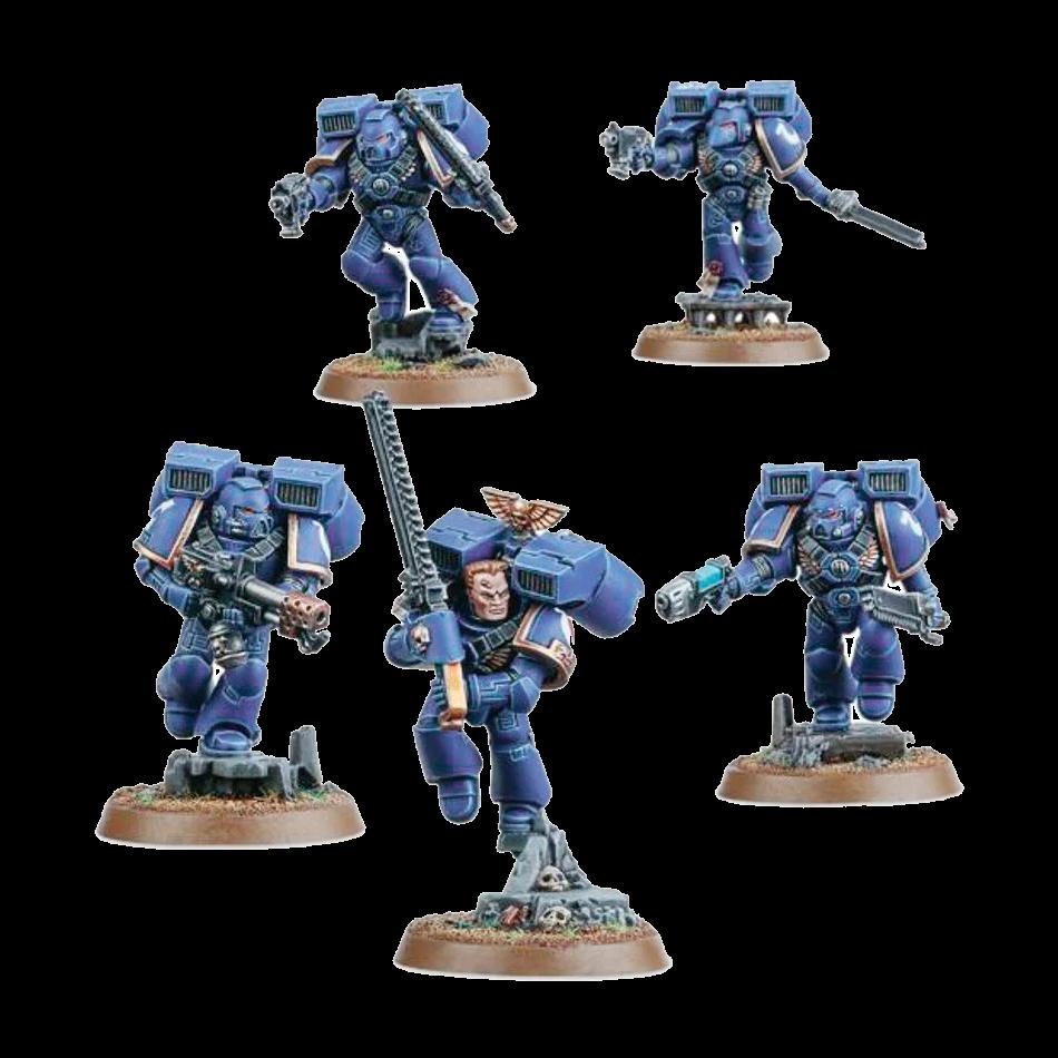 Assault Squad 1