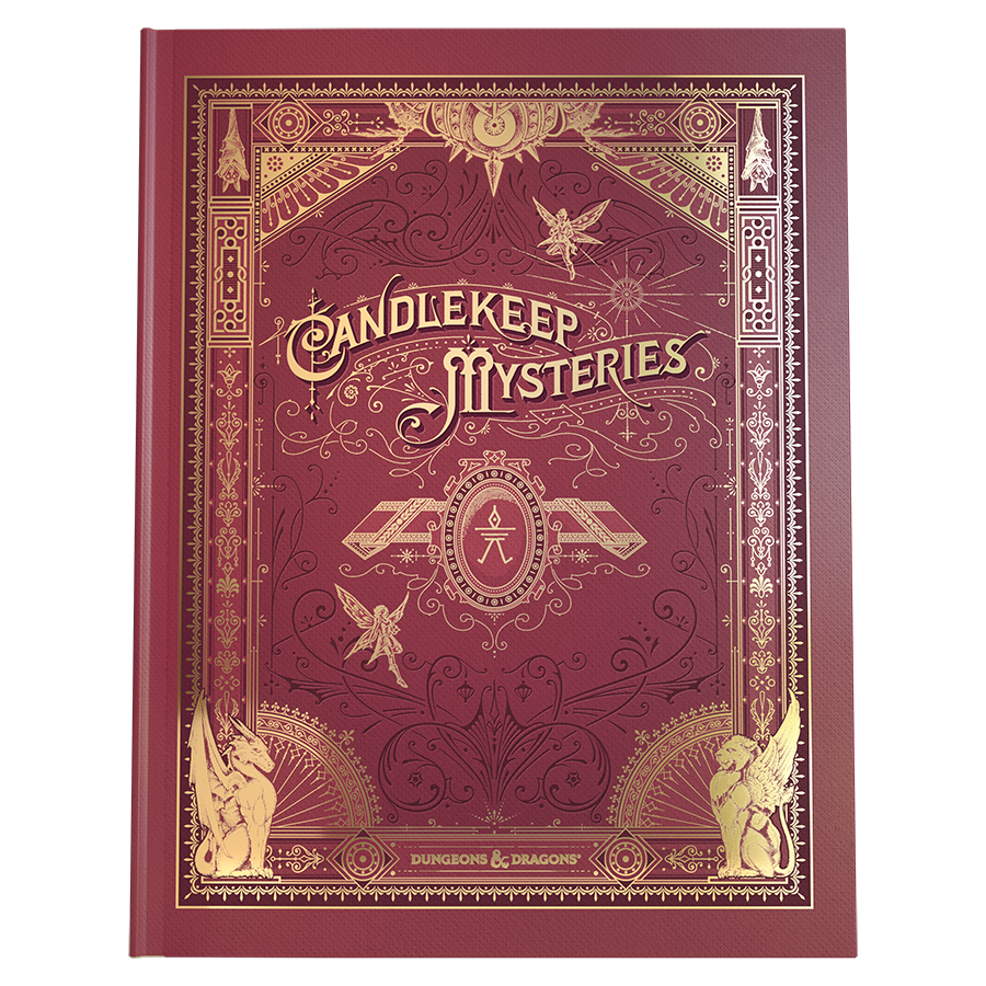 Candlekeep Mysteries Alternate