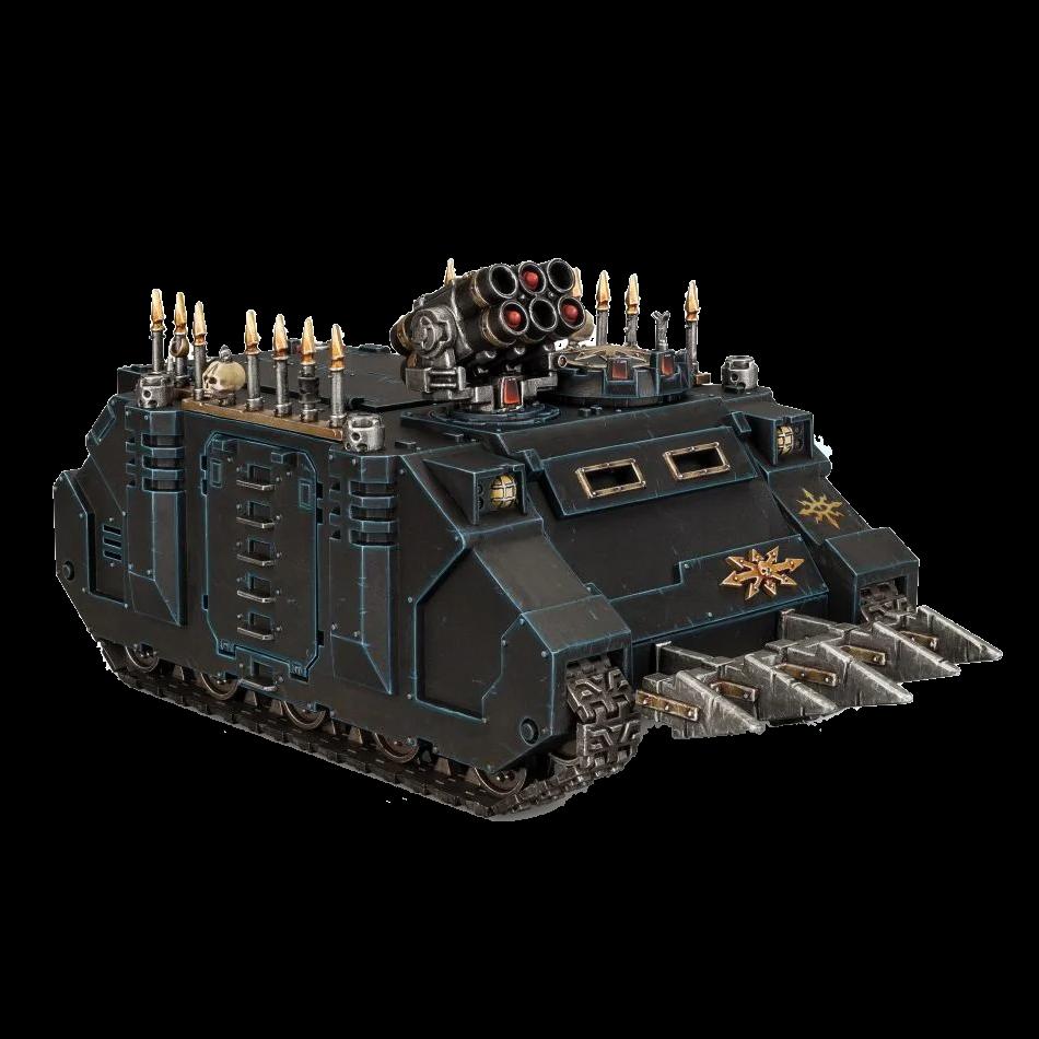 Chaos Rhino 1