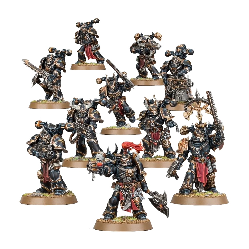 Chaos Space Marines 1