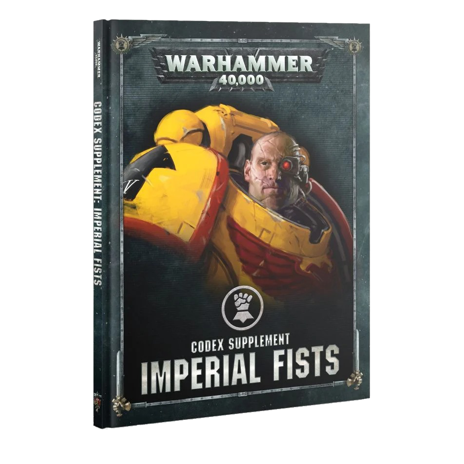 Codex Imperial Fists