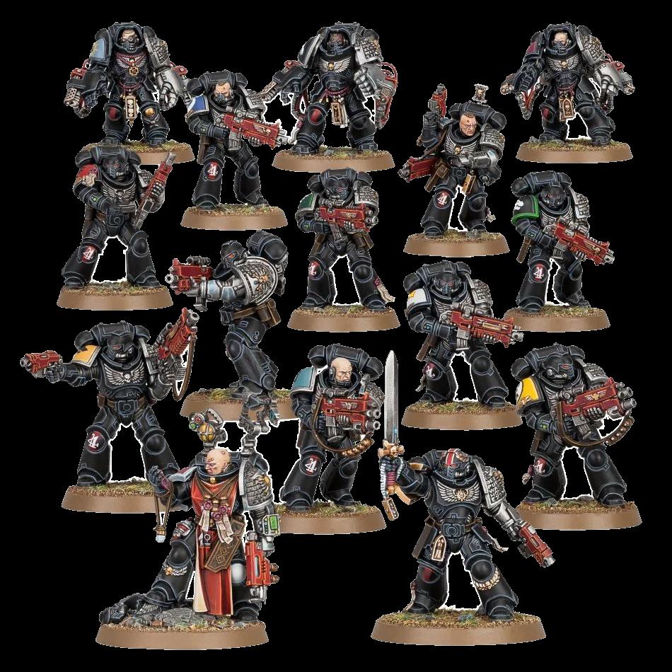 Combat Patrol Deathwatch 1