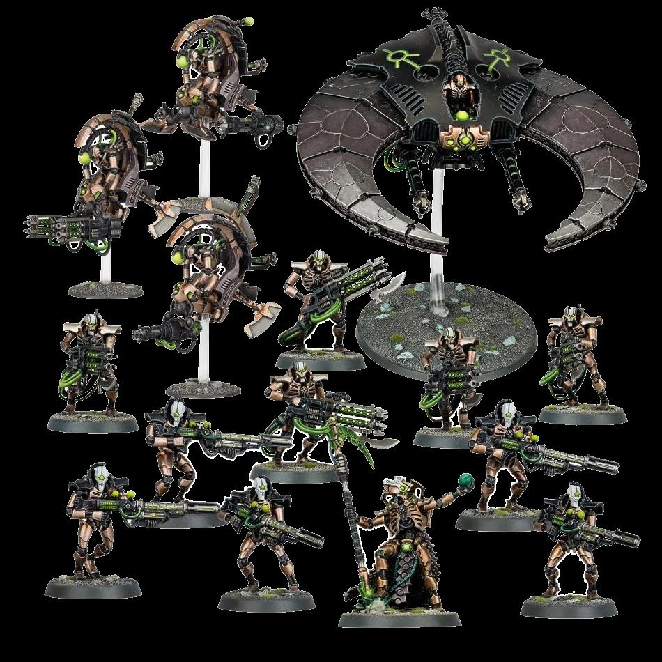 Combat Patrol Necrons 1