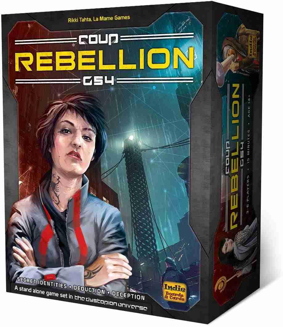Coup Rebellion G54 1