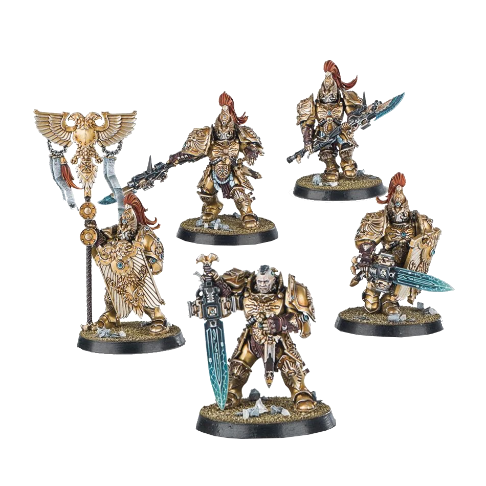 Custodian Guard Squad 1