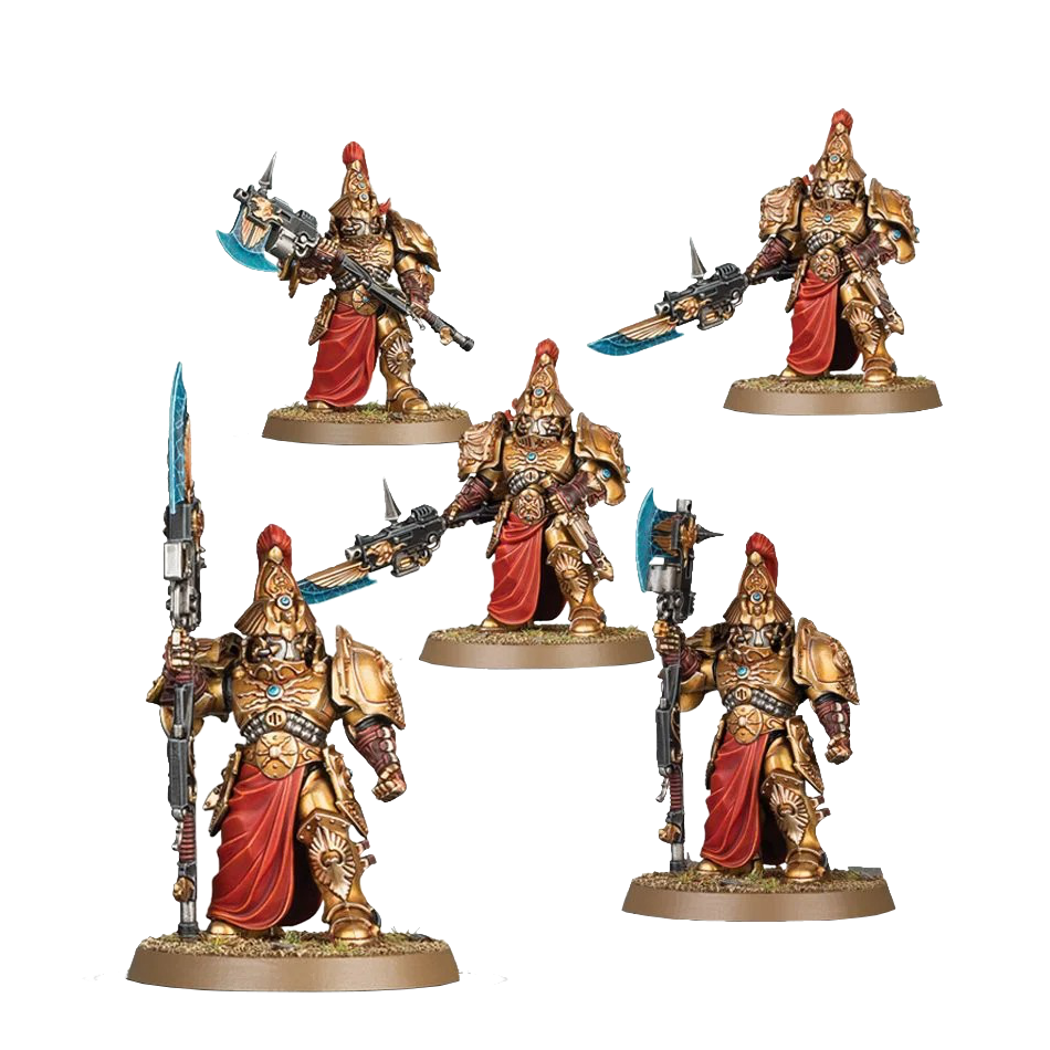 Custodian Wardens 1