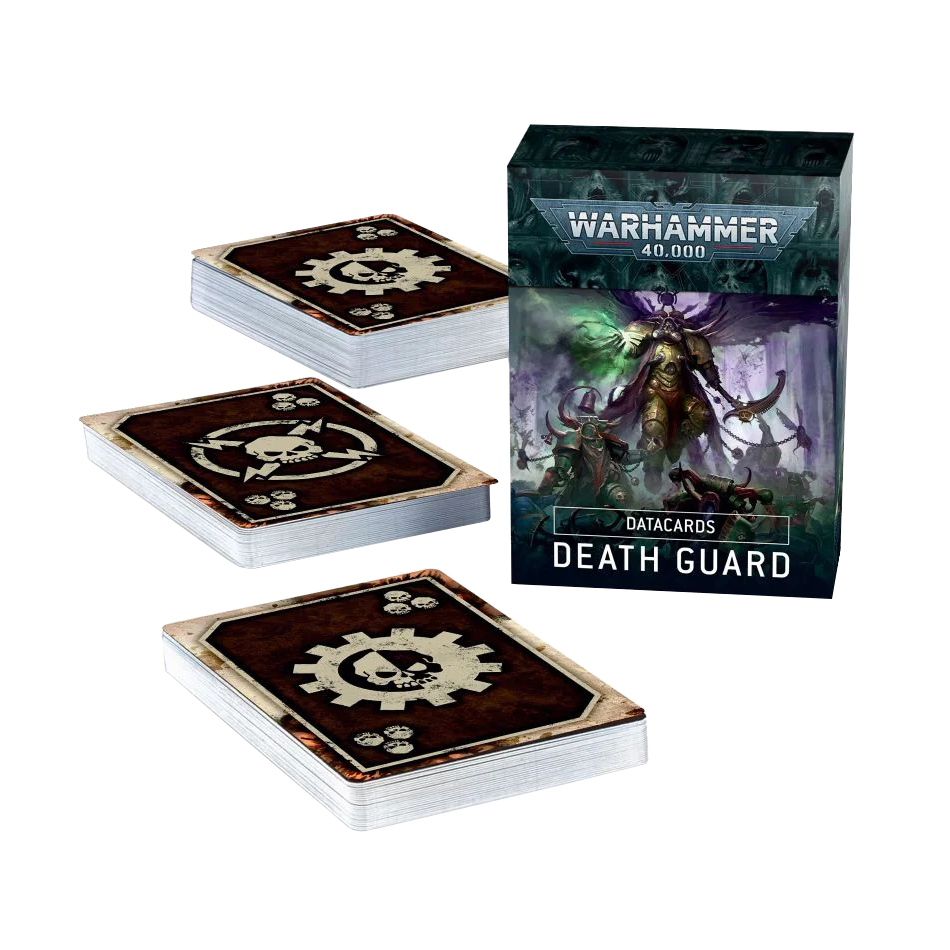 Datacards Death Guard