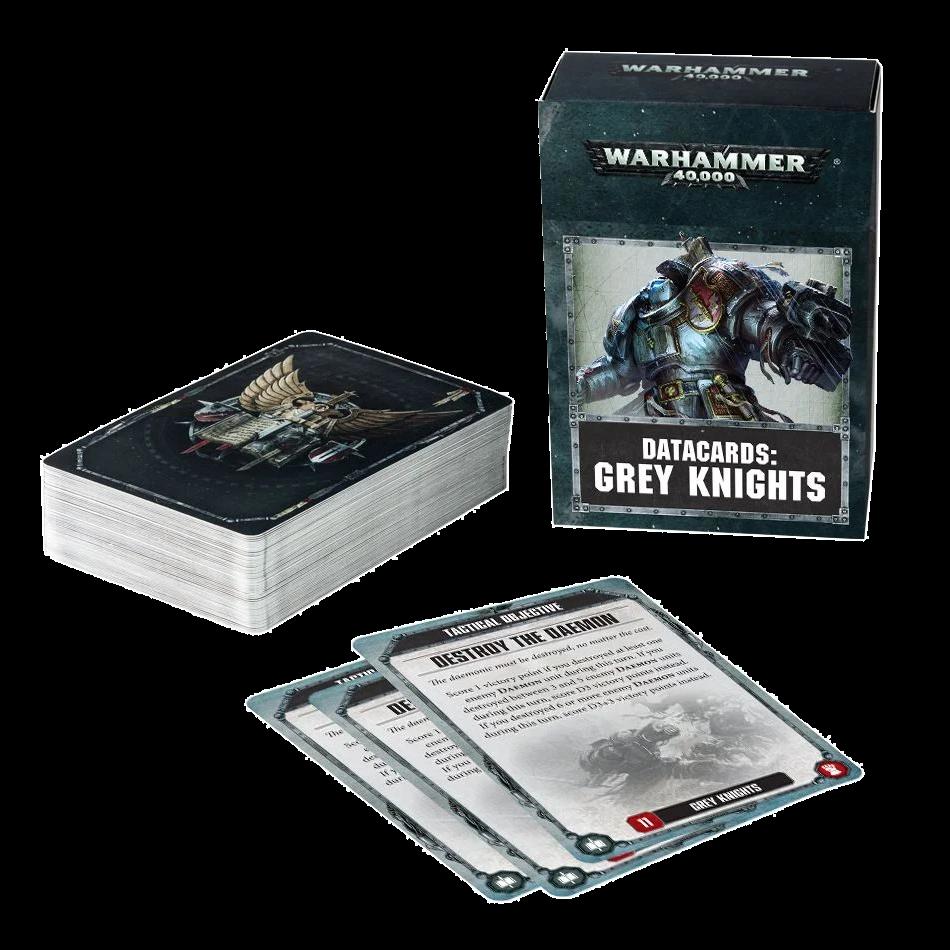 Datacards Grey Knights