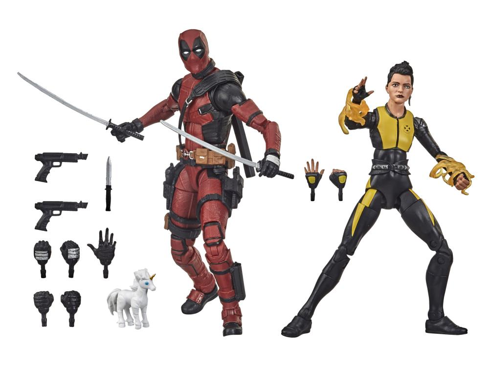 Deadpool Negasonic Teenage Warhead 1