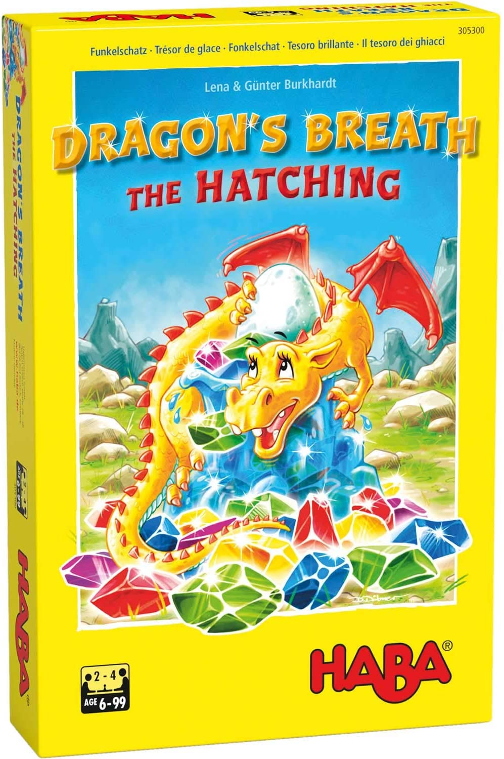 Dragon's Breath the Hatching 1