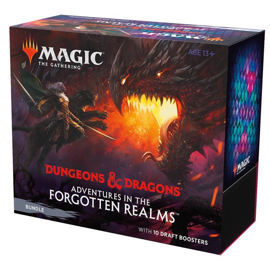 Dungeons & Dragons Adventures in the Forgotten Realms Bundle