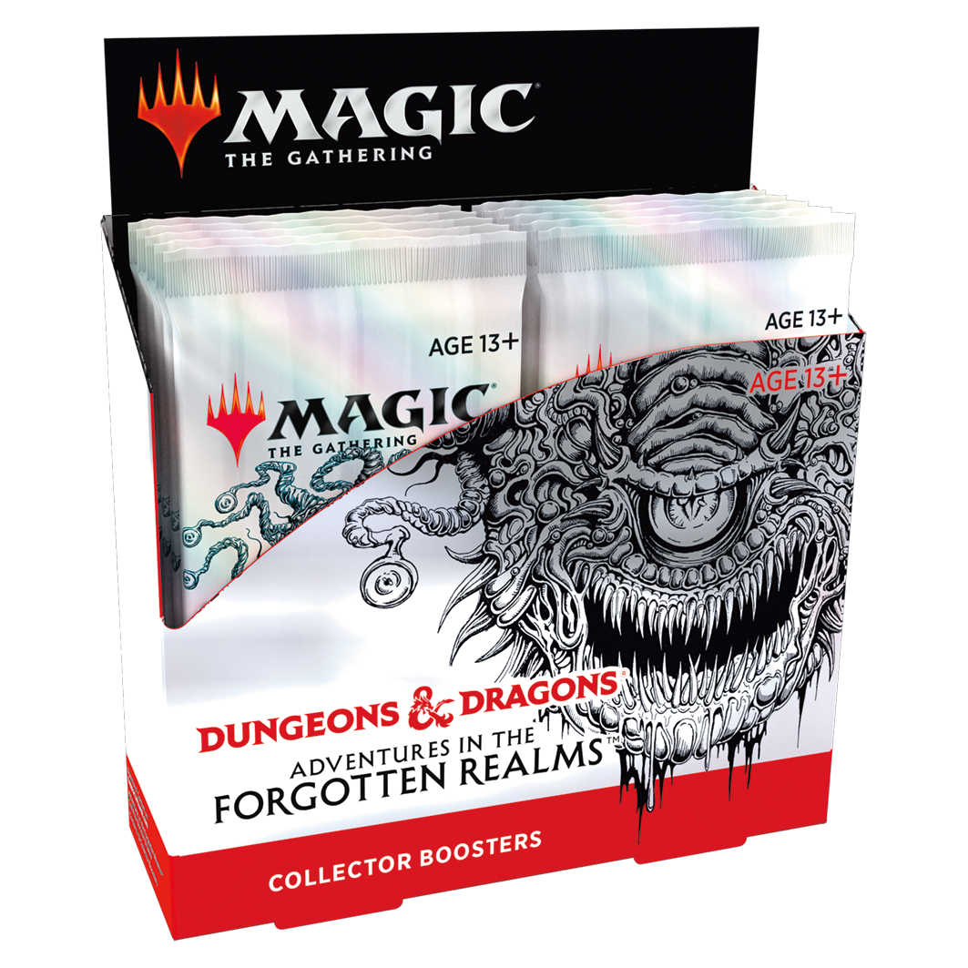 Dungeons & Dragons Adventures in the Forgotten Realms Collector Booster Box