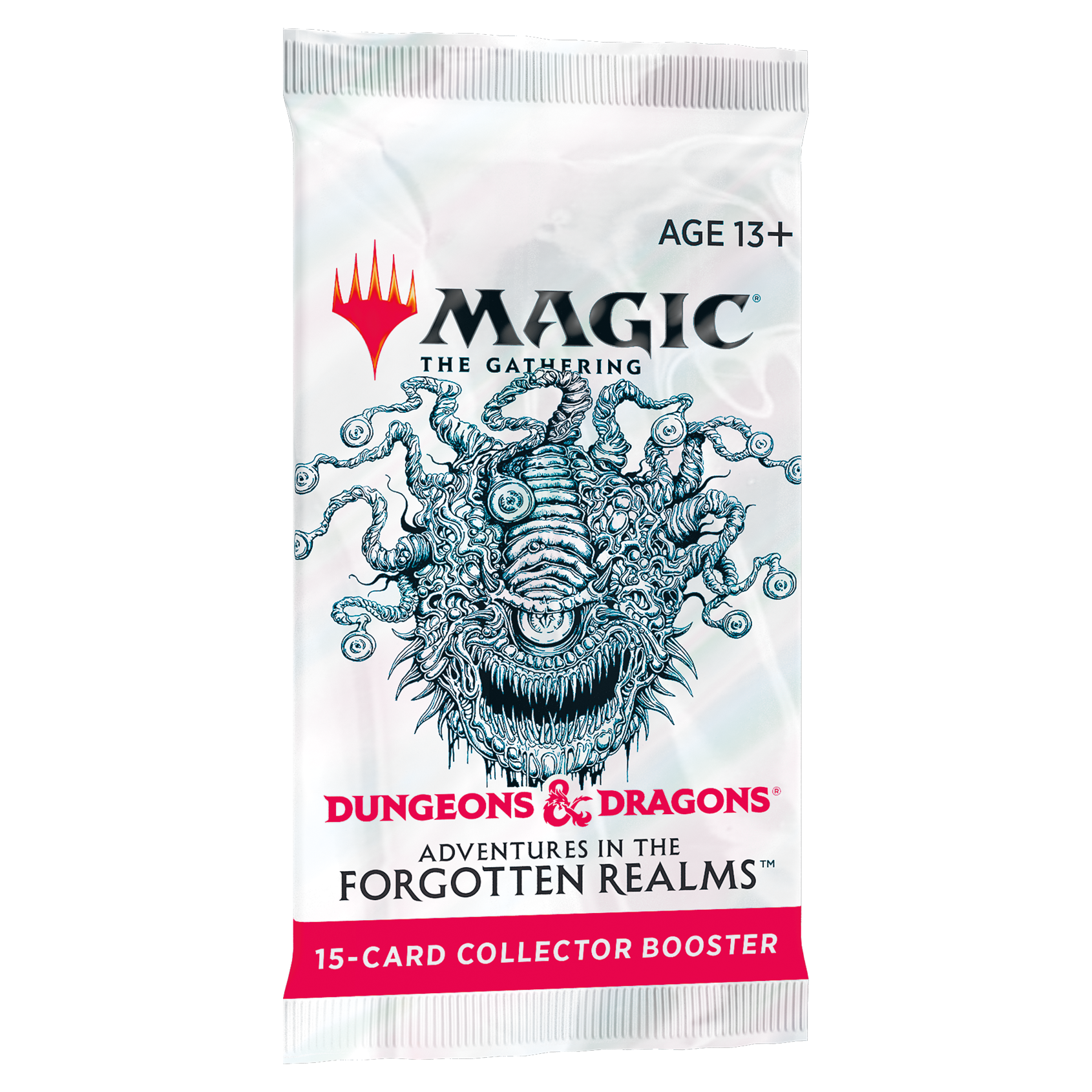 Dungeons & Dragons Adventures in the Forgotten Realms Collector Booster