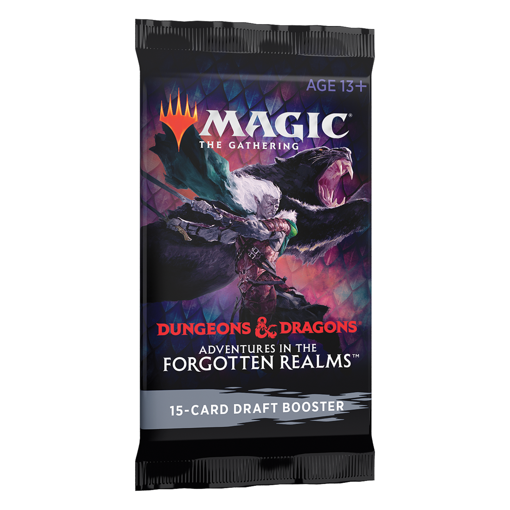 Dungeons & Dragons Adventures in the Forgotten Realms Draft Booster