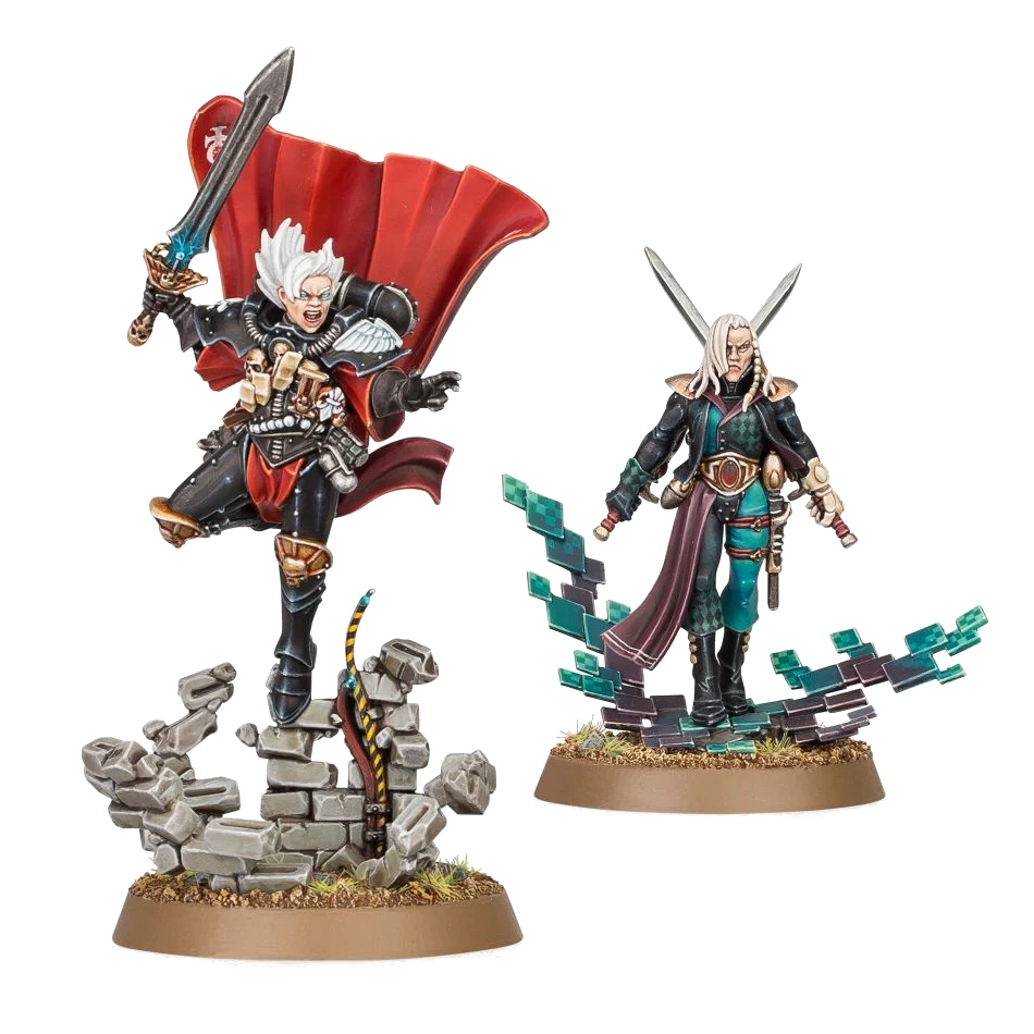 Ephrael Stern and Kyganil 1