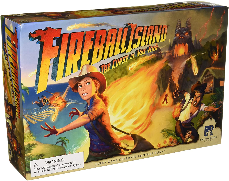 Fireball Island 1