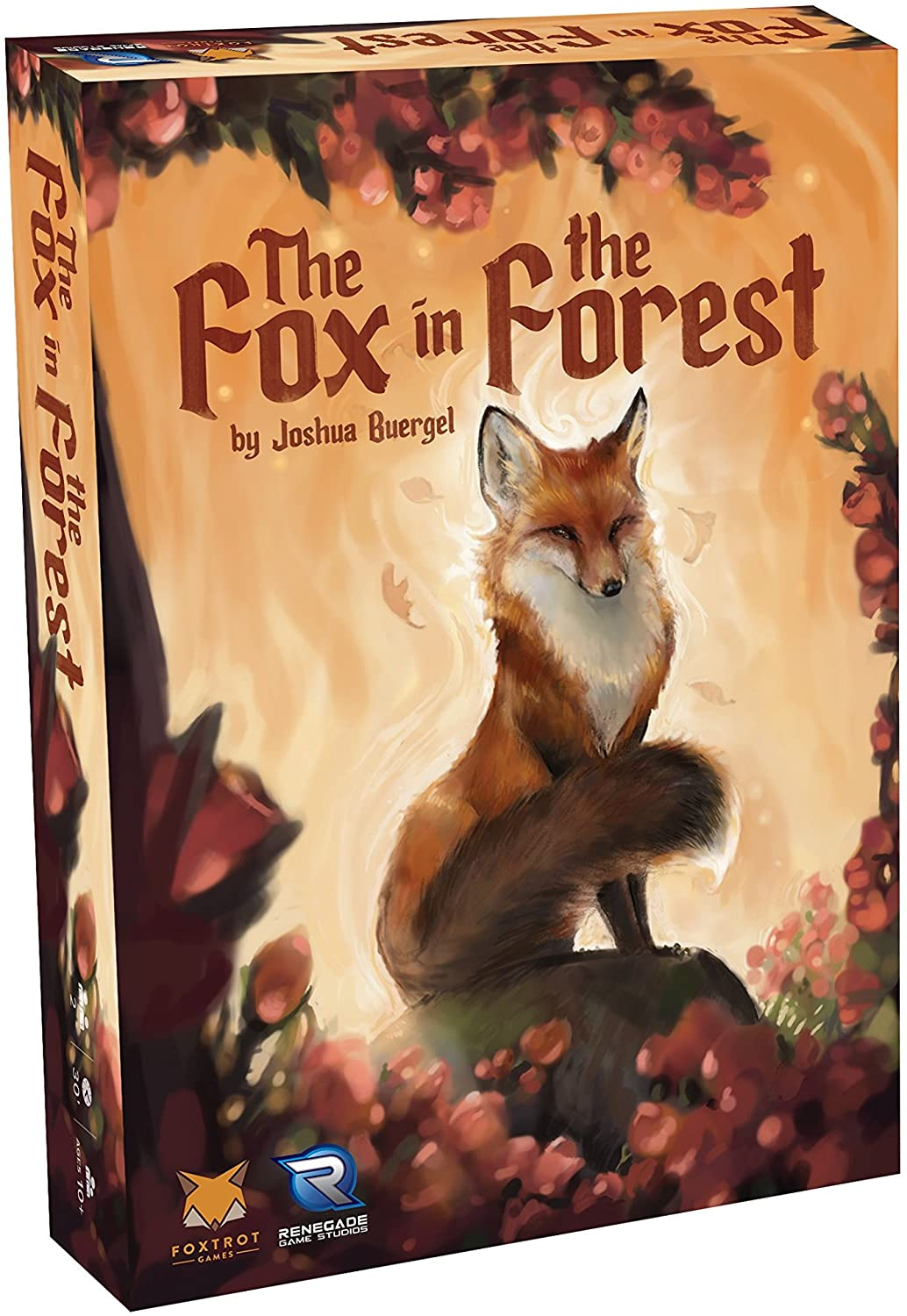 Fox in the Forest 1