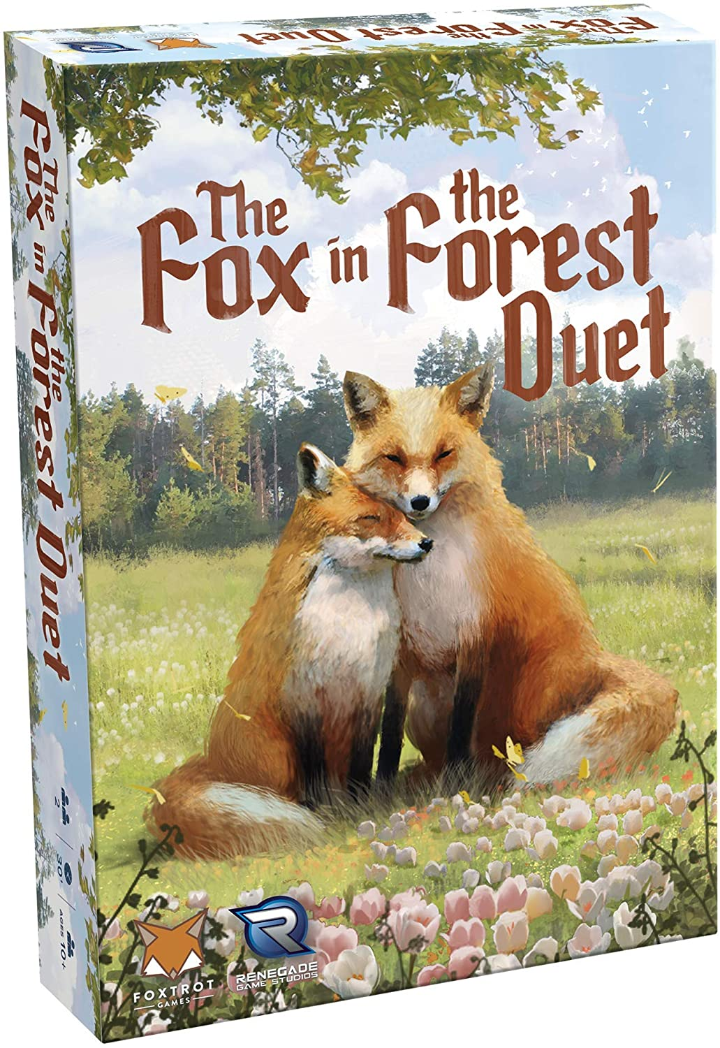 Fox in the Forest Duet 1