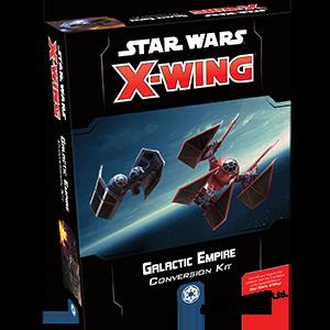 Galactic Empire Conversion Kit 1
