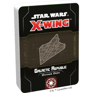 Galactic Republic Damage Deck 1