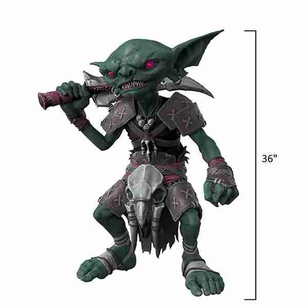Goblin Life-Sized Foam Replica