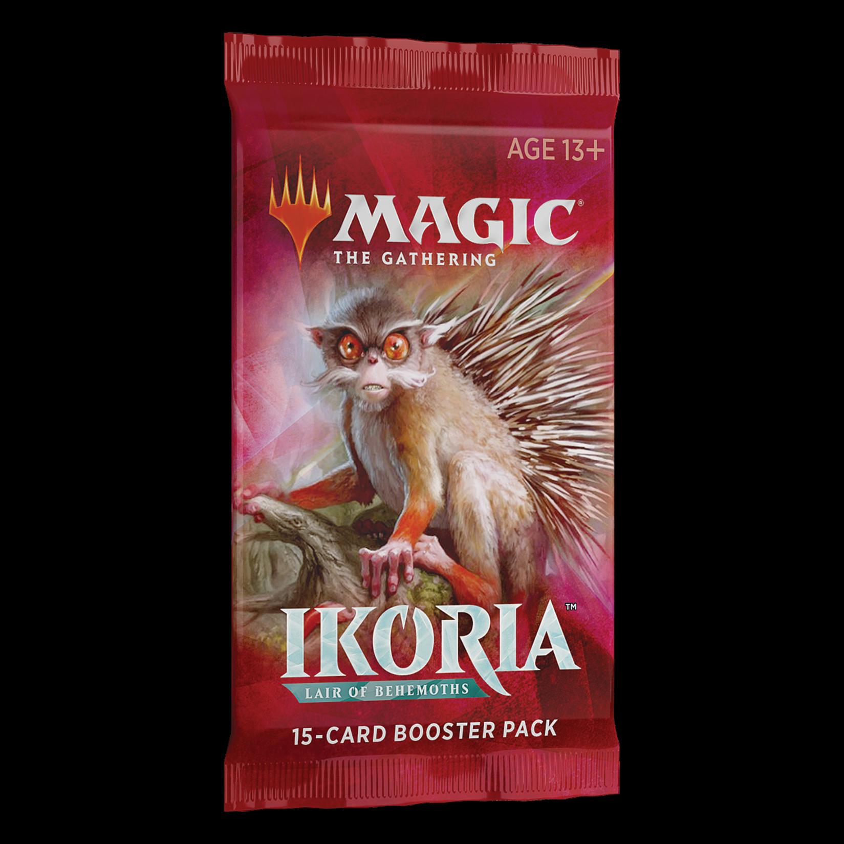 Ikoria Draft Booster