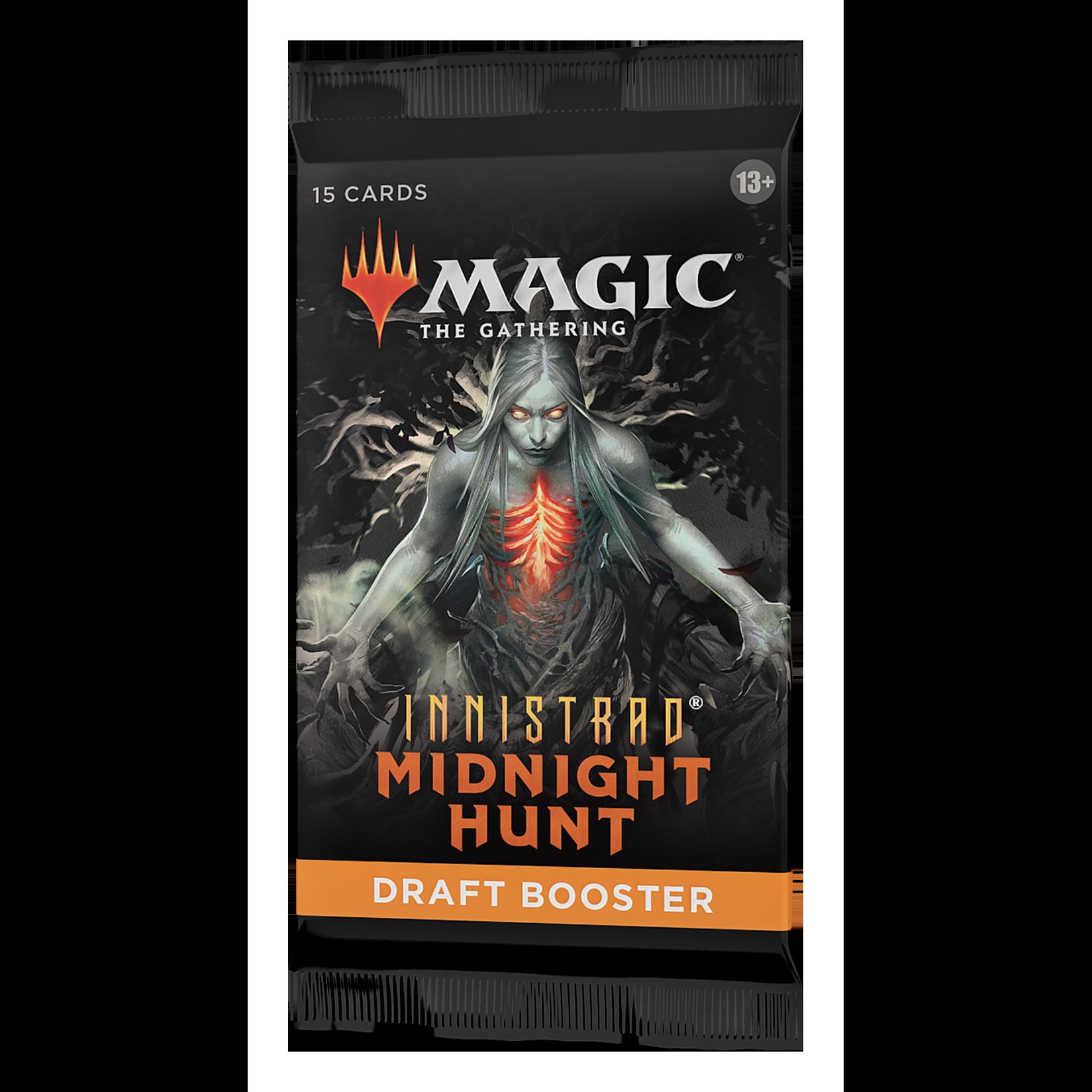 Innistrad Midnight Hunt Draft Booster
