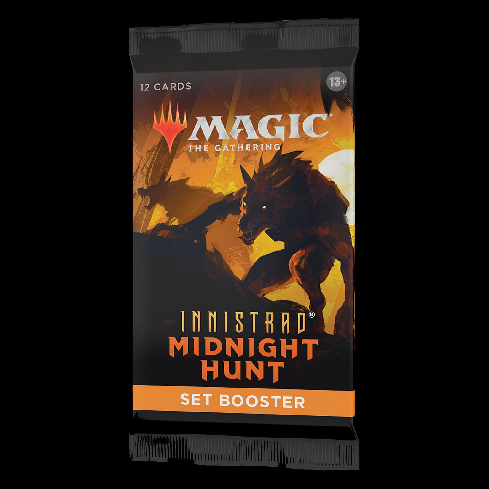 Innistrad Midnight Hunt Set Booster