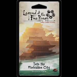 Into the Forbidden City