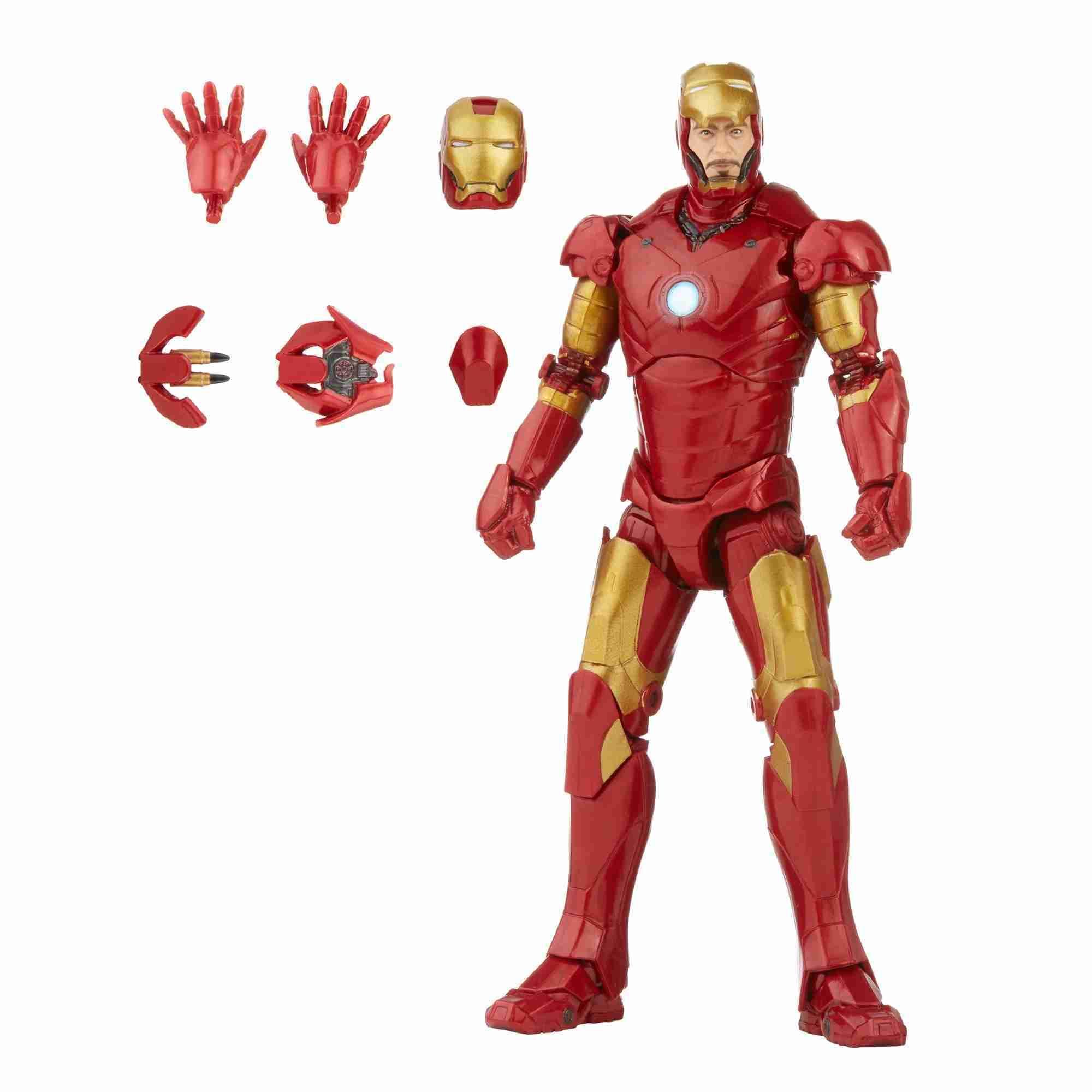 Iron Man Mark 3 1