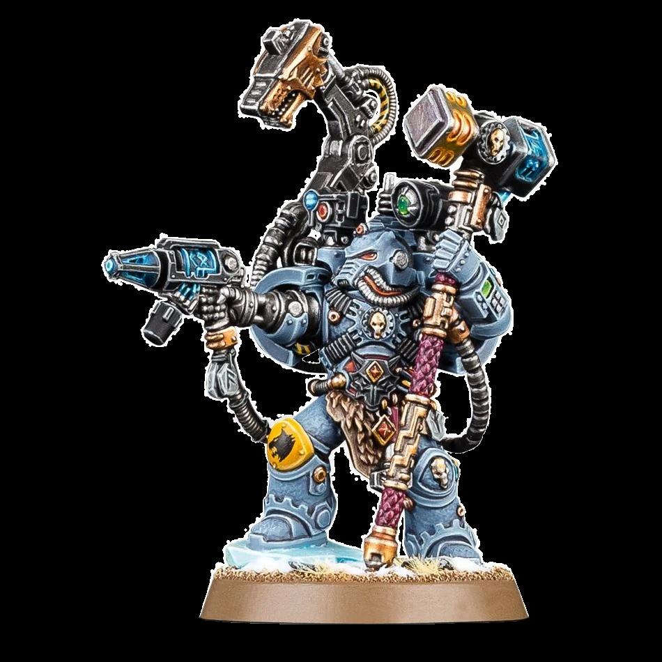 Iron Priest 1