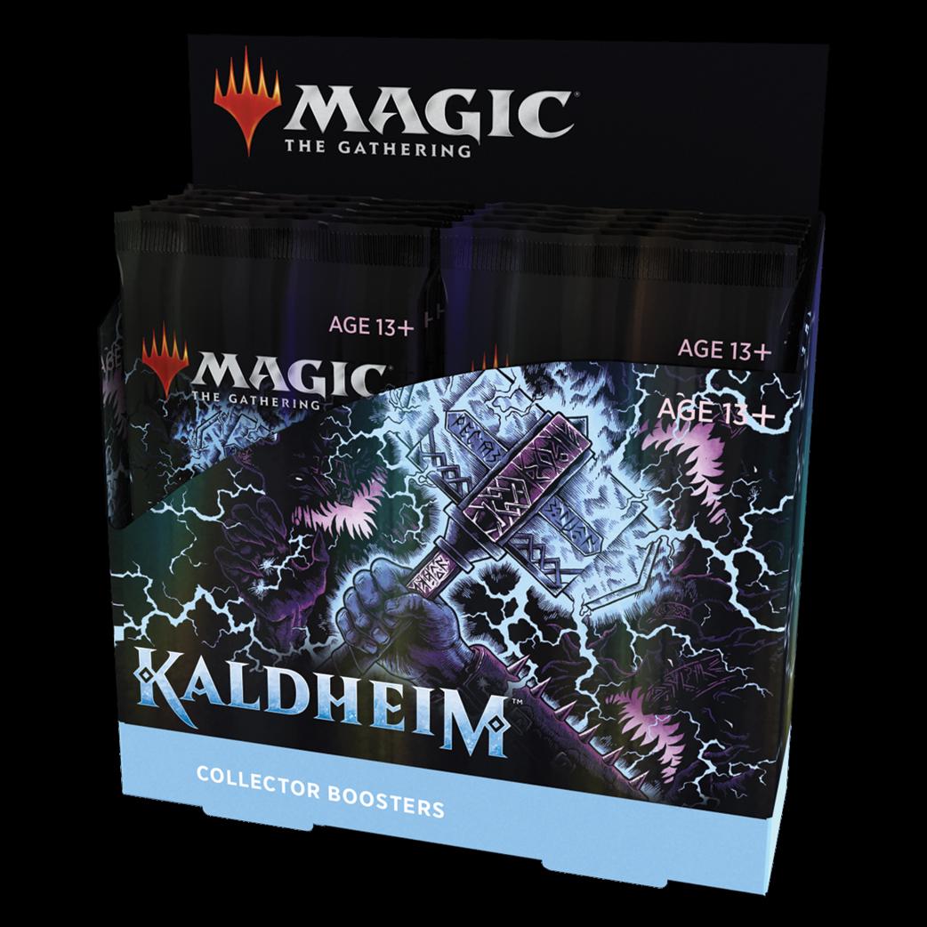 Kaldheim Collector Booster Box