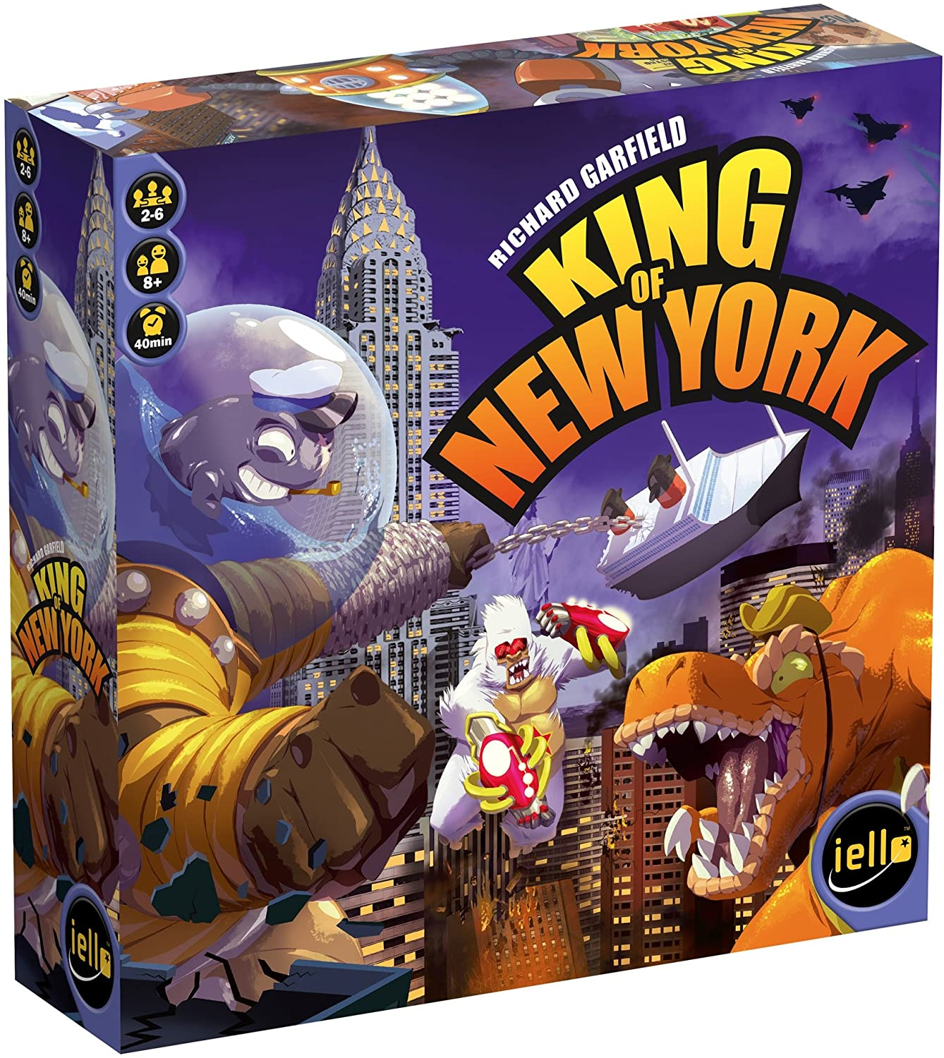 King of New York 1