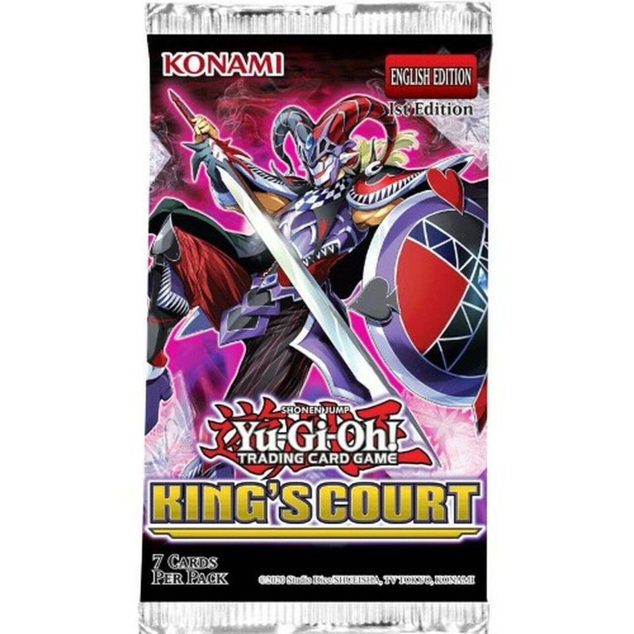 King's Court Booster