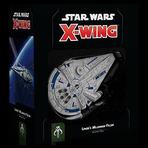 Lando's Millennium Falcon 1