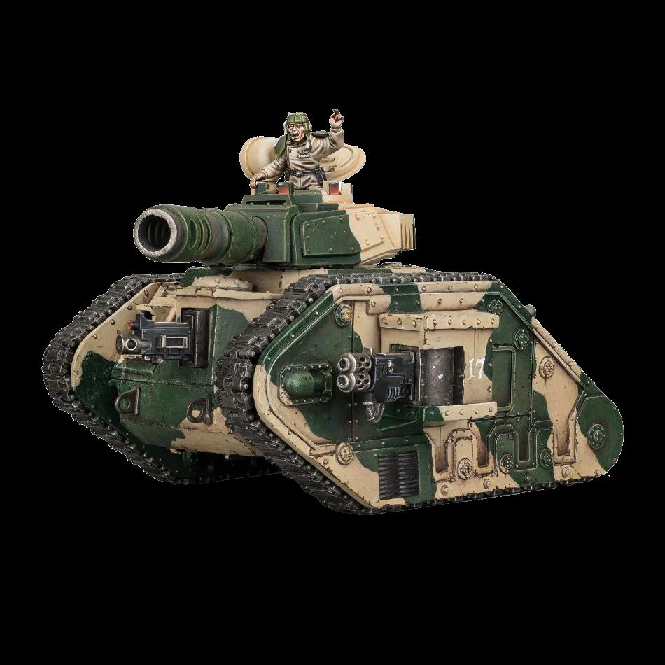 Leman Russ Battle Tank 1