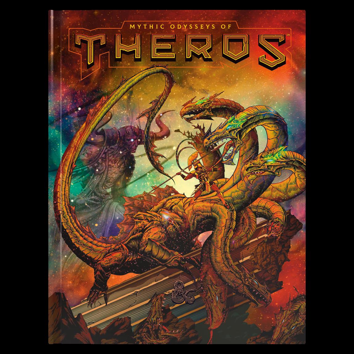 Mythic Odysseys of Theros Alternate