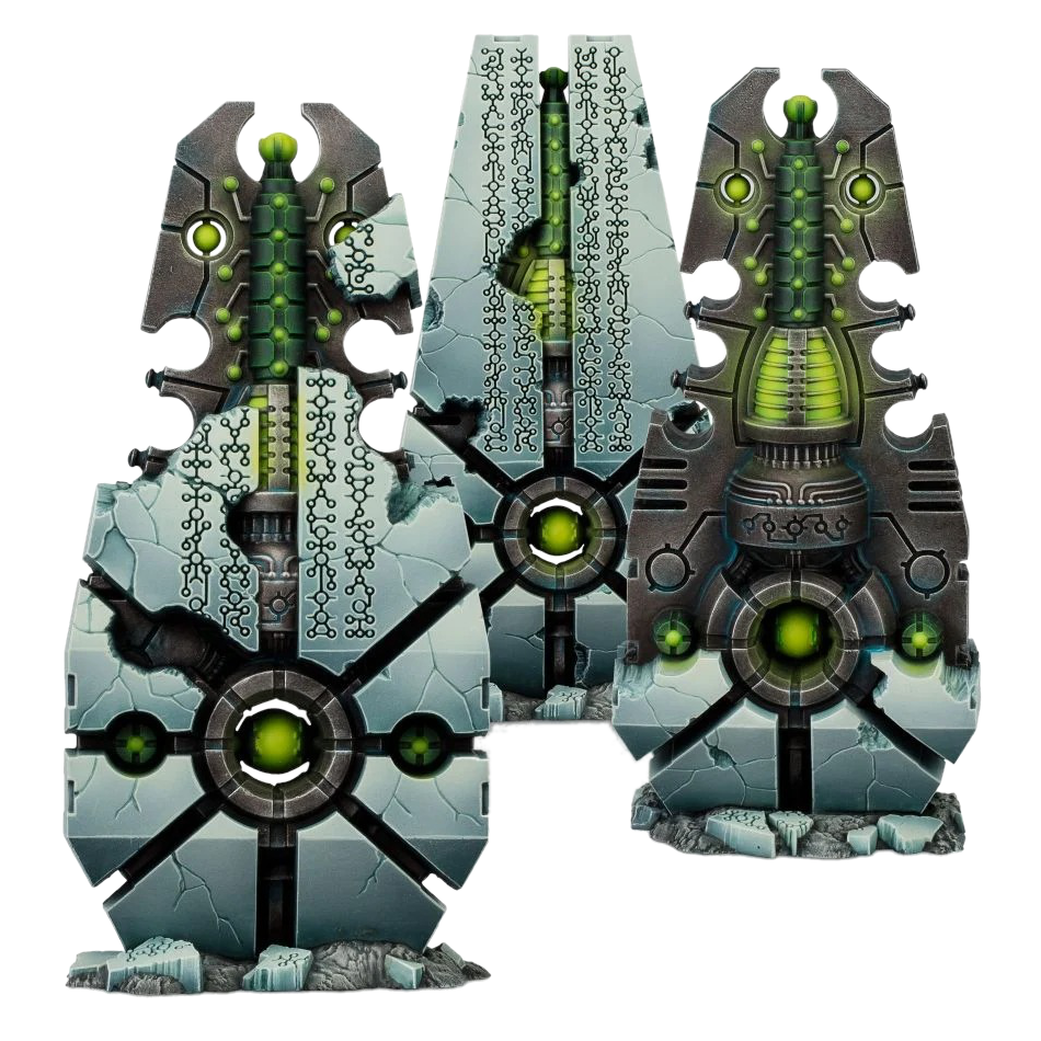 Necrons Convergence of Dominion 1