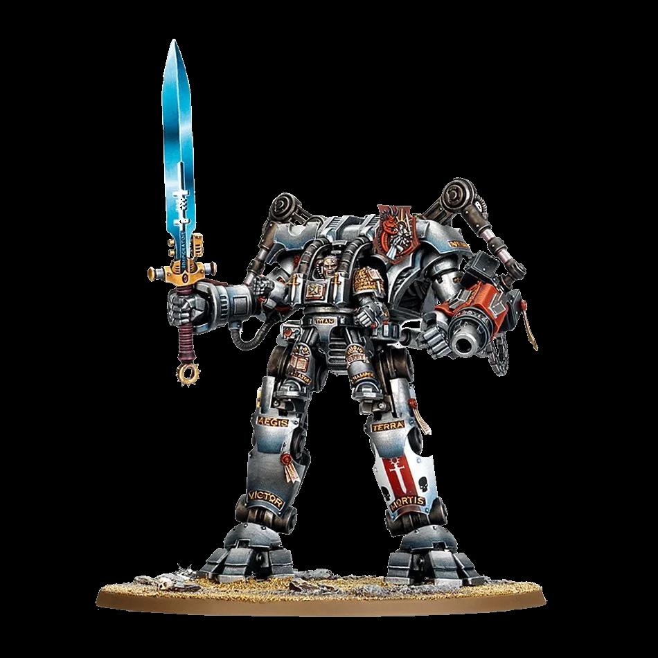 Nemesis Dreadknight 1