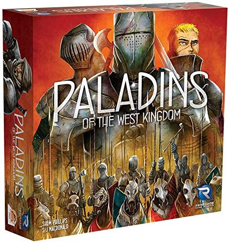 Paladins of the West Kingdom 1