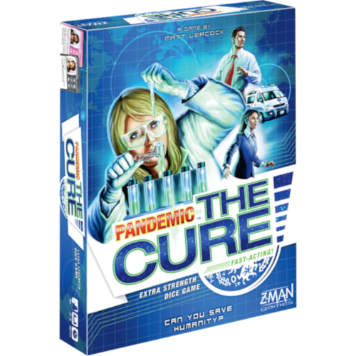 Pandemic the Cure 1
