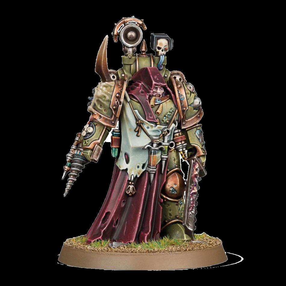 Plague Surgeon 1