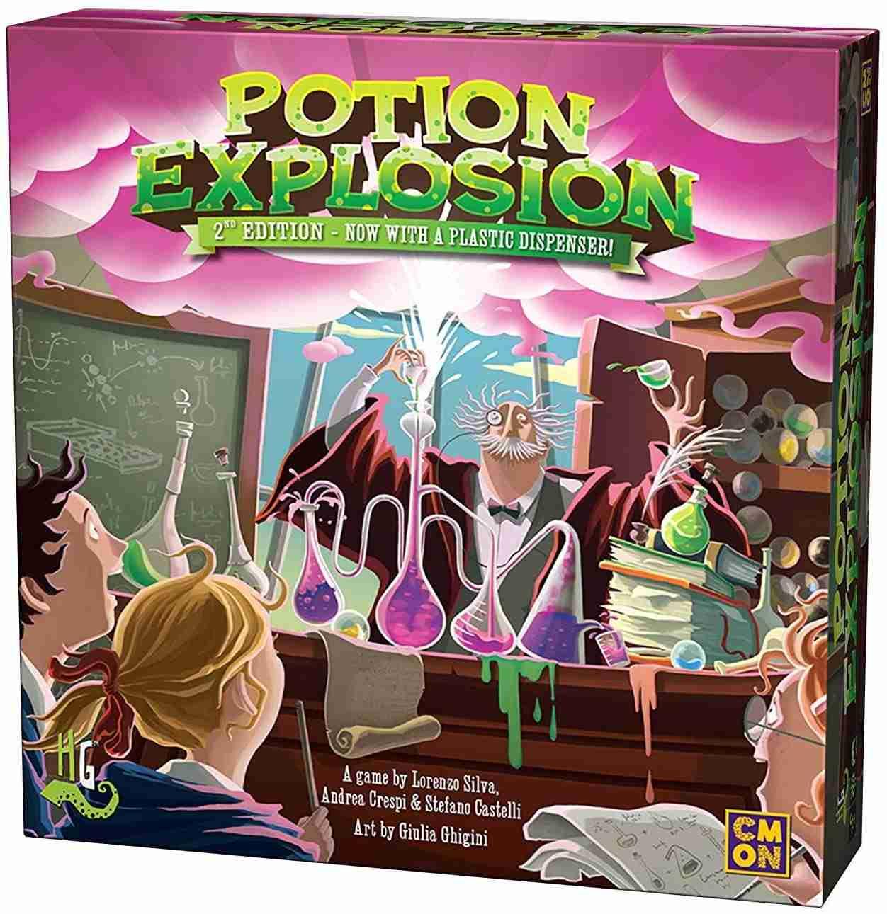 Potion Explosion 1