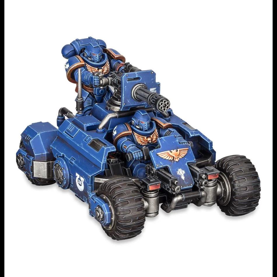 Primaris Invader ATV 1
