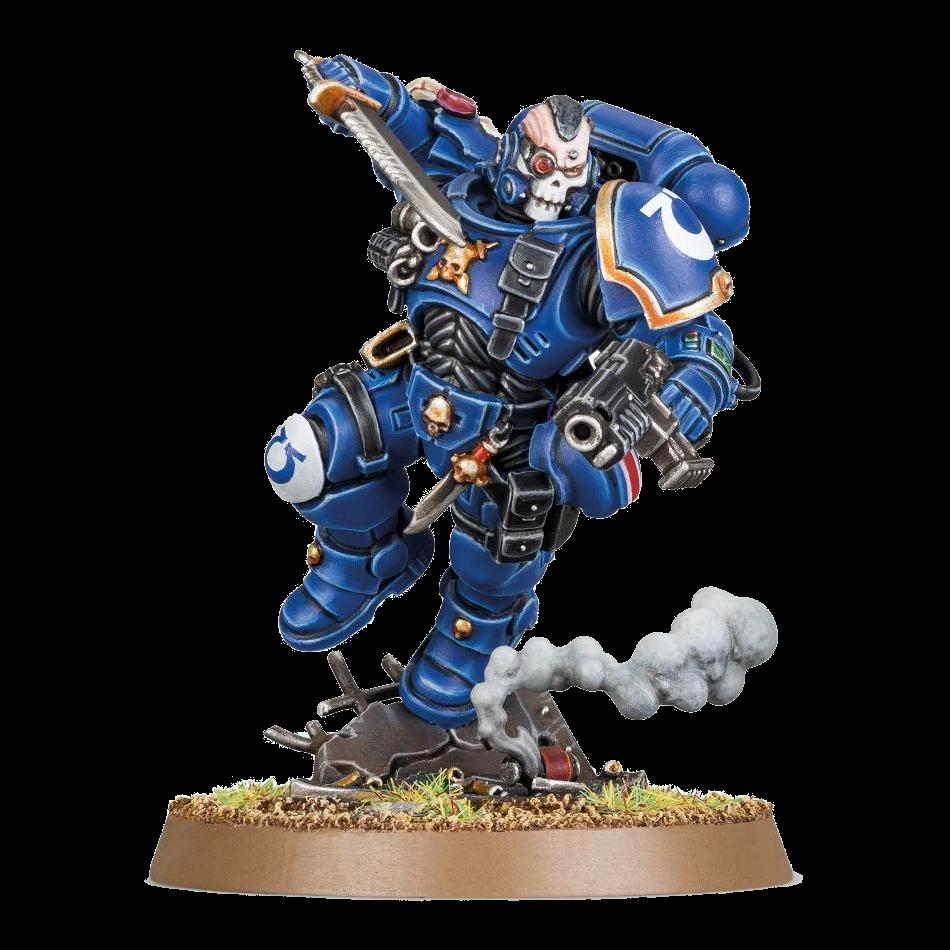 Primaris Lieutenant in Phobos Armour 1