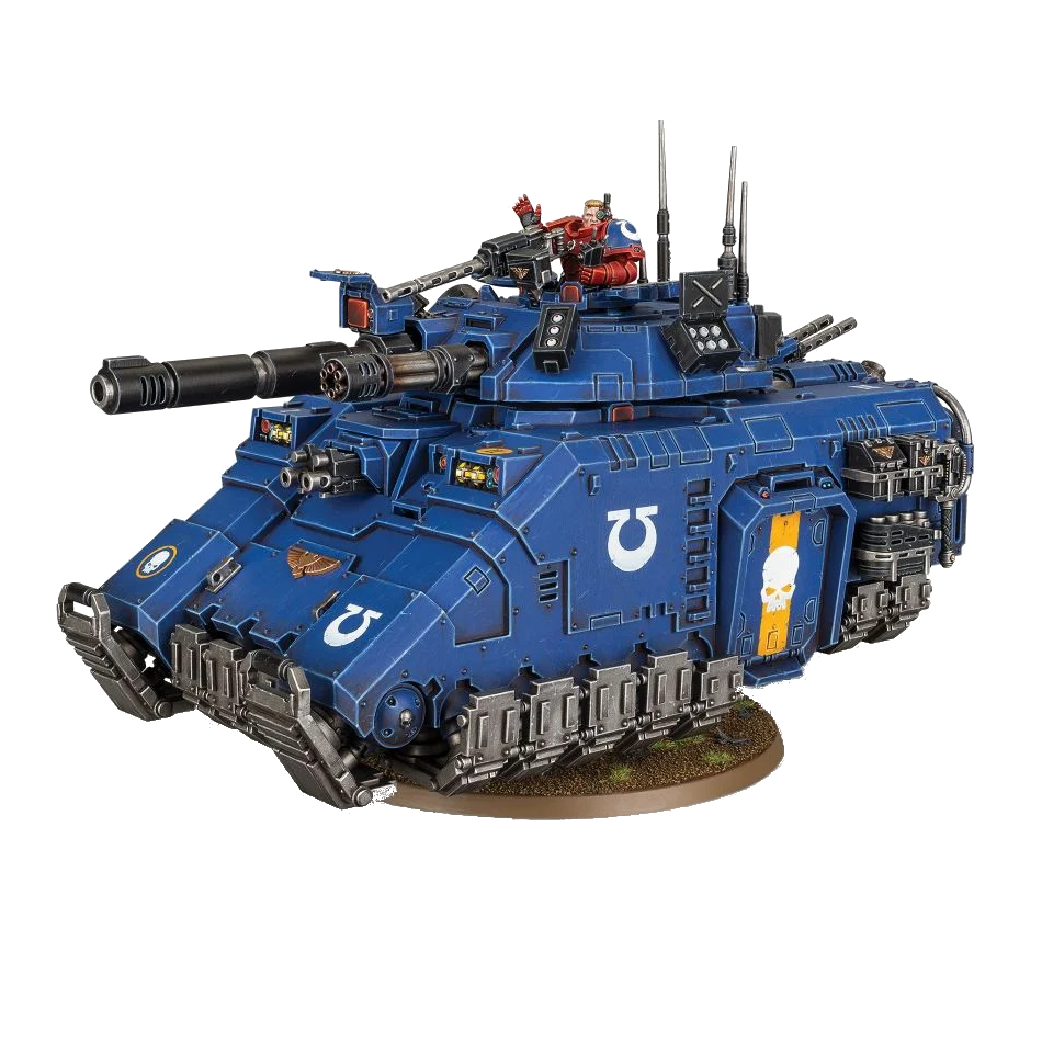 Primaris Repulsor Executioner 1