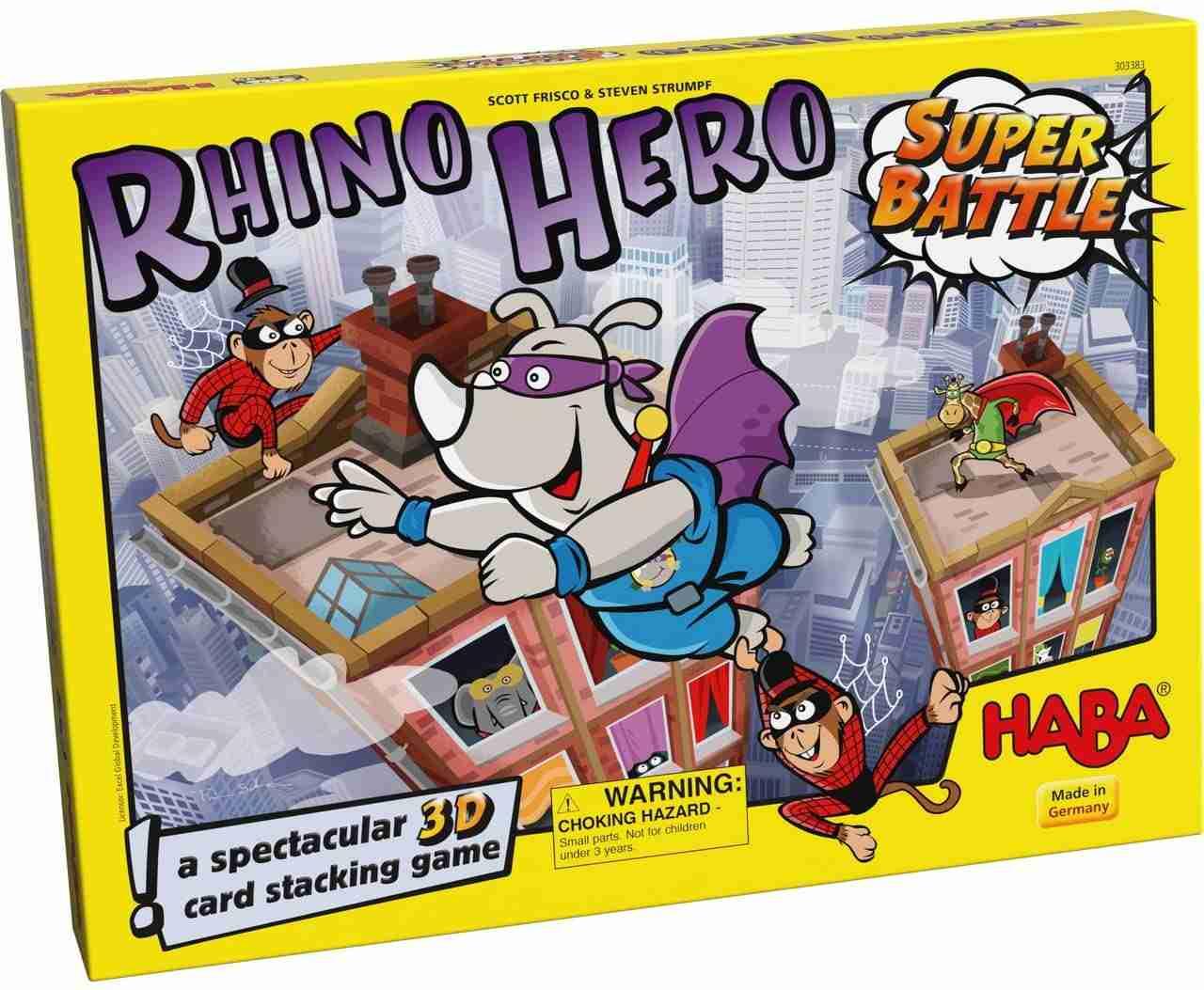 Rhino Hero Super Battle 1