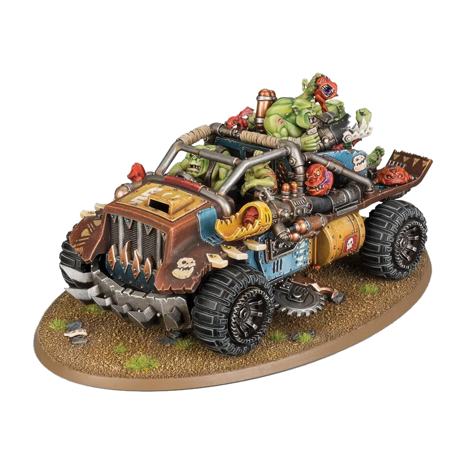 Rukkatrukk Squigbuggy 1